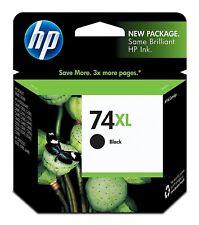 HP 74XL Black Print Cartridge Original (CB336WN- NEW ™
