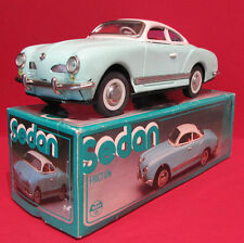 VINTAGE VOLKSWAGEN VW KARMANN GHIA IN ORIGINAL BOX, NEAR MINT, *SALE*  FREE SHIP