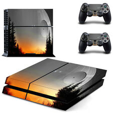 Star Wars Console Skins. Playstation, PS4. Rogue One, Death Star, decal