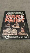 Pintura de guerra Vol.2 - 1992 por euro Militaire & Verlinden Publicaciones