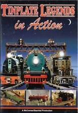 Tinplate Legends in Action DVD NEW- toy trains tom snyder hirail olympian lionel