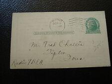 ETATS-UNIS - carte entier 1926 (cy12) united state