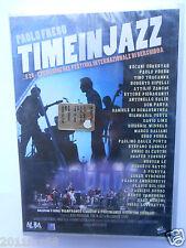paolo fresu time in jazz festival di berchidda sardegna fresiadi dvd raro nuovo#