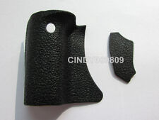 A Set 2 pcs Main Front Right Rubber and Back Rear Grip Rubber For Canon EOS 550D
