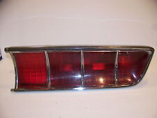 1965 CHRYSLER RH TAILLIGHT MOPAR OEM #2575230 2445958