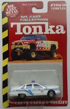 2000 Maisto TONKA COLLECTION 1 Chevy Caprice Sheriff #20 of 50