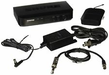 Shure BLX14-H9 Wireless Guitar System with WA302 Guitar Cable