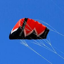 3M² Quad Line Traction Kite Powerkite Trainer Kite Parafoil Kite Water Sports