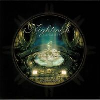 "NIGHTWISH ""Decades: An Archive of Song 1996-2015"" Digipak 2CD Remastered Best Of"