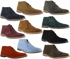 Red Tape Suede Lace Up Shoes for Men