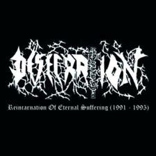 Desecration (ITA) - CD-reincarnation of Eternal souffrance (1991-1995)