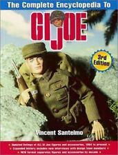 GI Joe Complete Encylopedia Book ID Reference Price Guide Santelmo 2001