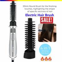 4 in 1 Rotating Brush Automatic Ionic Hair Brush Dryer Hair Curling Straightenin