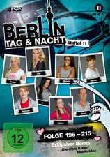 4 DVDs * BERLIN - TAG & NACHT - STAFFEL 11 # NEU OVP &