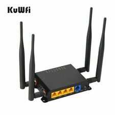 OpenWrt 300Mbps USB2.0 Wireless Cat6 WiFi Router and Repeater with SIM Card Slot