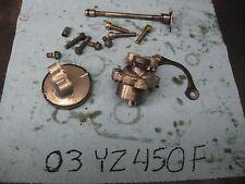 03-05 YZ450F YZ450 YZ 450 oil pump tubes WR450F WR