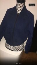 Veste Adidas Femme Bleu  Taille 34