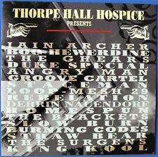 THORPE HALL HOSPICE PRESENTS  VARIOUS ARTISTS  CD ALBUM.