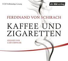 Ferdinand von Schirach - Kaffee und Zigaretten