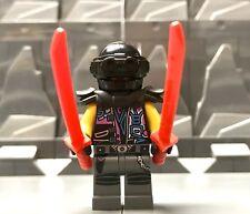 Lego Ninjago Sons of Garmadon  Luke Cunningham Mini Figure 70638