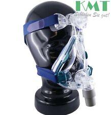 "CPAP ""Mirage Quattro"" ResMed  - Full-Face Maske, S,M,L , OVP"