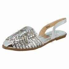 Slingbacks Beach Synthetic Sandals & Flip Flops for Women