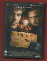 DVD - Les Freres Grimm con Matt Damon, Monica Bellucci Et Heath Ledger