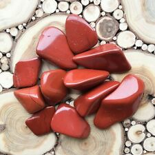 Large Red Jasper Tumblestones 100g Wholesale Crystal Therapists Healers Healing