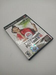 Tiger Woods PGA Tour 10 (Sony PlayStation 2) PS2 Complete Manual