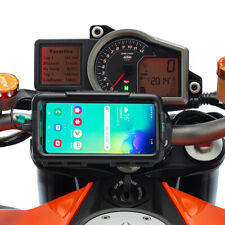 Ultimateaddons Motorcycle Tough Waterproof Mount Case for Samsung S10 S10 Plus