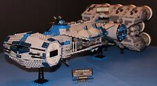 LEGO® brick STAR WARS™ Custom REBELS 10019 Blue REBEL BLOCKADE RUNNER UCS Huge!