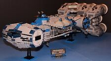 LEGO® brick STAR WARS™ Custom REBELS 10019 Blue REBEL BLOCKADE RUNNER UCS Huge!