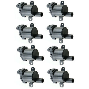 8PC UFD262 Ignition coils For CHEVROLET GMC 4.3L 4.8L 5.3L 5.0L 6.0L V8