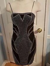 cache strapless corset dress 2    #738
