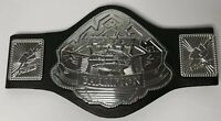 Pride Fighting Championship Silver World Heavyweight Belt 2009 Jakks UFC Japan