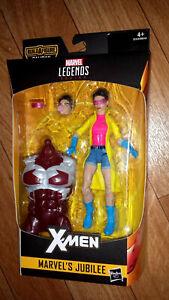 Marvel's Jubilee Marvel Legends wave Caliban X-MEN Hasbro action figure 6'' Mint