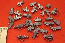 Games Workshop Warhammer 40k Space Marines Boltguns Bolters Bits New Lot Combi
