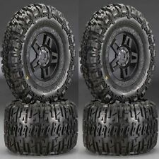 """Pro-line 1160-13 40 Series 3.8"""" Mounted Trencher Tires/Wheels 17mm Hex"""