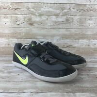 Nike Zoom Rival SD Mens Size 10.5 Black Athletic Training Running Shoes