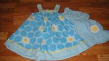 GYMBOREE A POP OF DAISIES 2T DRESS HAT LOT