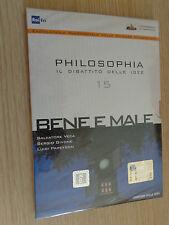 DVD N° 15 PHILOSOPHIA IL DIBATTITO DELLE IDEE BENE E MALE VECA GIVONE PAREYSON