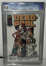 Deadpool #49 (Marvel, 2101)White Pages CGC 9.8 Mercy Sisters 1159882028