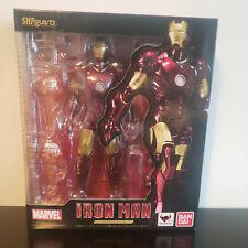 S.H. Figuarts MCU Iron Man Mark-III figure by Bandai Tamashii Nations