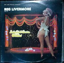 REG LIVERMORE - BETTY BLOKKBUSTER FOLLIES DOUBLE VINYL LP AUSTRALIA