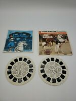 View-Master reels Showtime the Lone Ranger Mystery Rustler missing reel #2