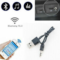 USB Speaker 3.5mm Wireless Adapter Audio Stereo Bluetooth 4.2 Receiver Adapters