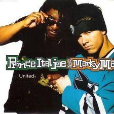 Prince Ital Joe feat. Marky Mark United (1994) [Maxi-CD]