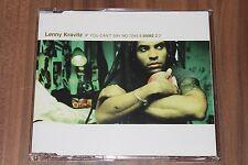 Lenny Kravitz - If You Can't Say No (1998) (MCD) (VUSCD130, 7243 8 95082 2 2)