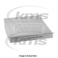 Nuevo Genuino Borg & Beck Polen Cabina Interior Filtro de aire BFC1046 2yr Calidad Superior
