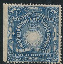 KUT-British East Africa 1890 SG 18 MNH